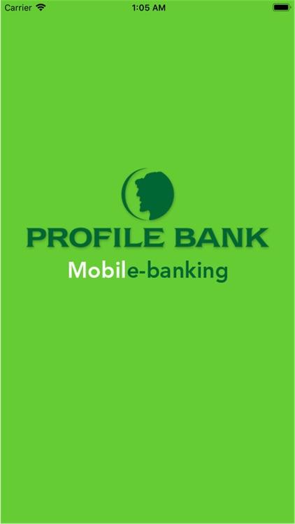 Profile Bank Mobile Banking