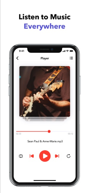 Offline Cloud Music Player on the App Store