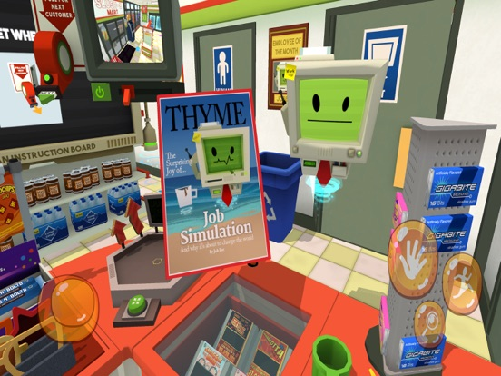 Slush'E'Mart - Job Simulator screenshot 18