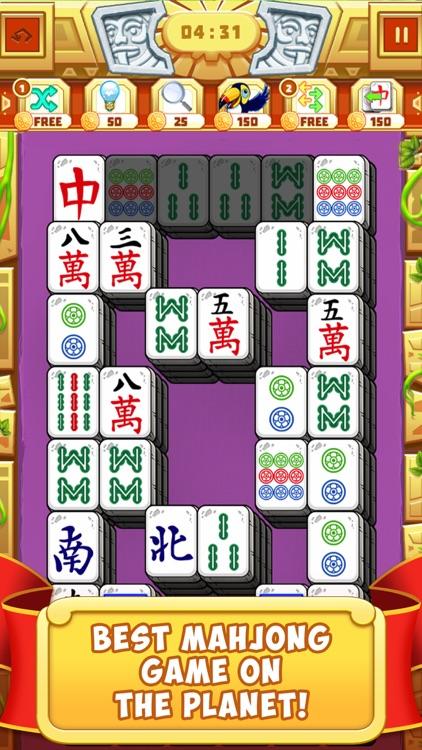 Mahjong Quest - Majong Games screenshot-7