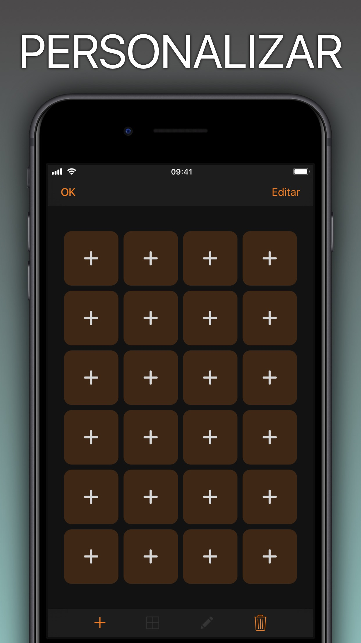 Screenshot do app NumPad, KeyPad remote keyboard