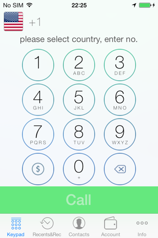 WeTalk – Internet Calls - náhled