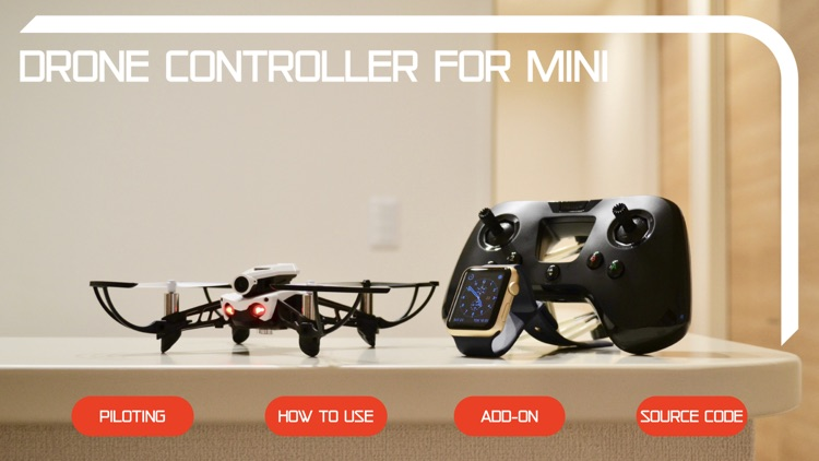 Drone Controller for Mini by Speed Robotics