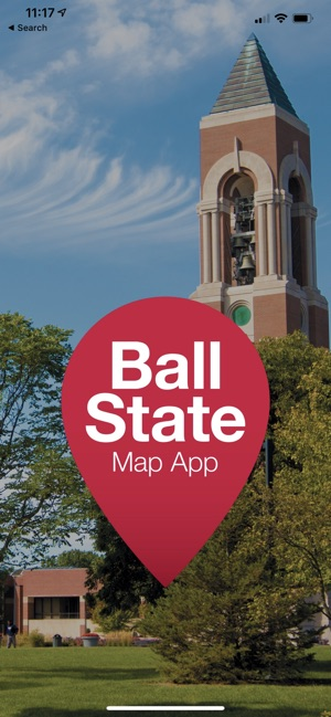 Ball State Campus Map on the App Store on indiana state campus diagram, indiana institute of technology, indiana ball state university,