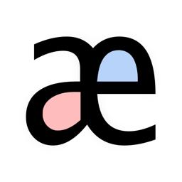 Ícone do app ae Pronunciation