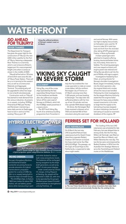 Ships Monthly Magazine screenshot-5