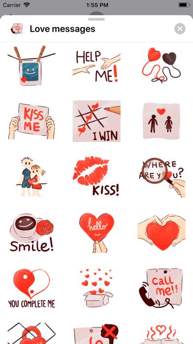 Love - message screenshot 2