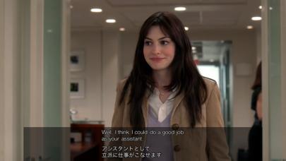 超字幕 映画で英語は上達する ScreenShot4