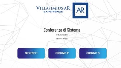 Screenshot of Villasimius AR Experience4