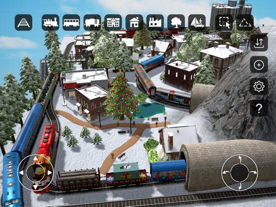 Model Railway Easily Christmas screenshot 14