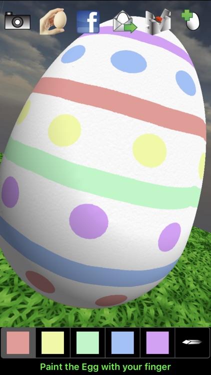 Magic 3D Easter Egg Painter screenshot-3
