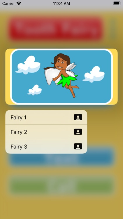 Call Tooth Fairy Voicemail screenshot-3