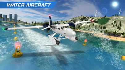AFPS Airplane Flight Pilot Simلقطة شاشة3