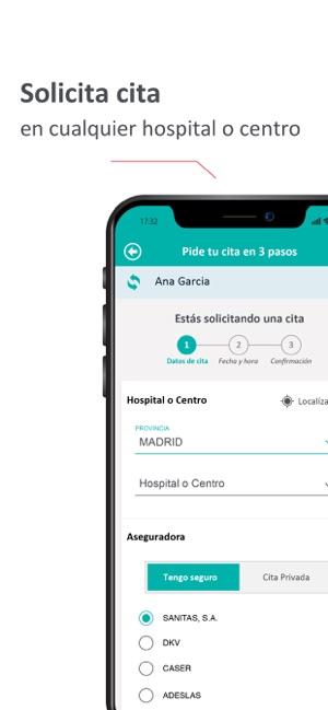 Quirónsalud I App Store