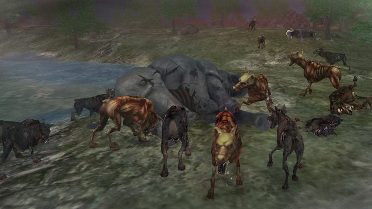 Wild Zombie Online screenshot-0