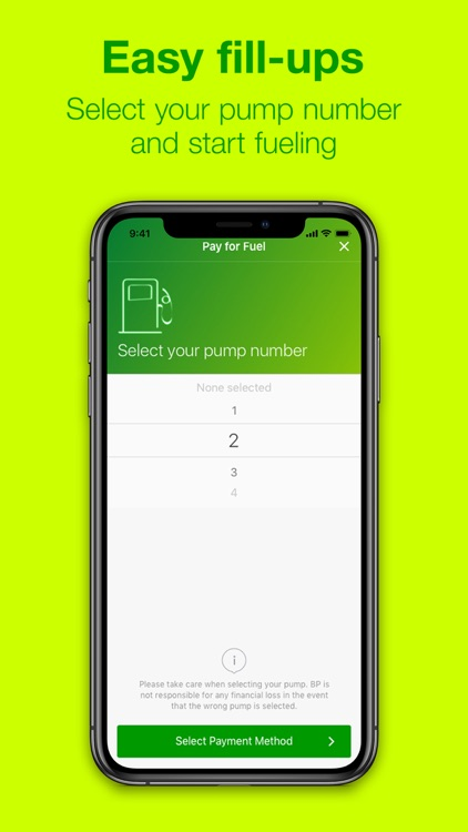 BPme: Gas Rewards & Payment screenshot-3