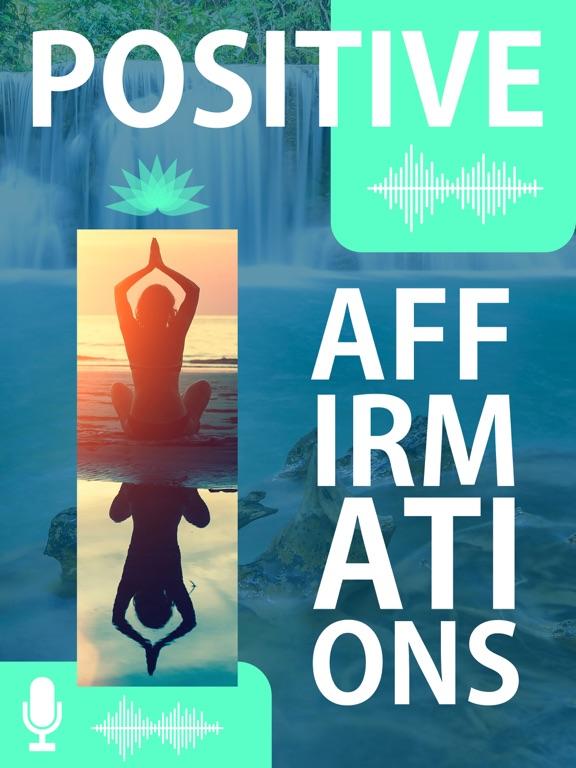 Positive Affirmations App screenshot 10