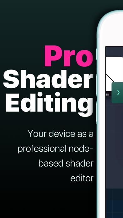 Shade review screenshots