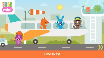 Sago Mini Airport screenshot 6