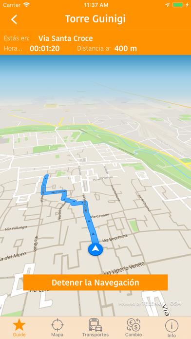 Guía y Mapa de LuccaCaptura de pantalla de3