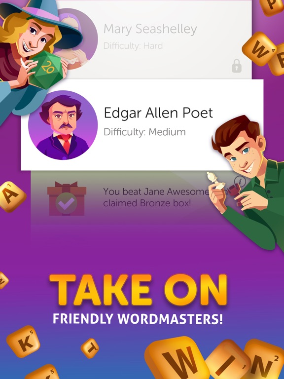 Words With Friends 2 Word Gameのおすすめ画像3