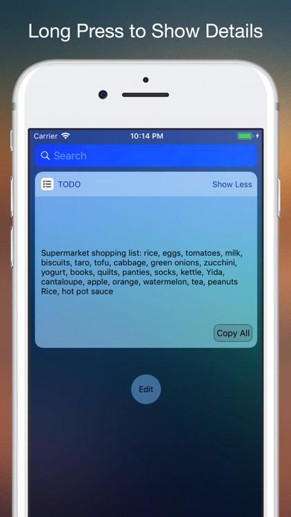 Todom - To do Checklist Pro screenshot-3