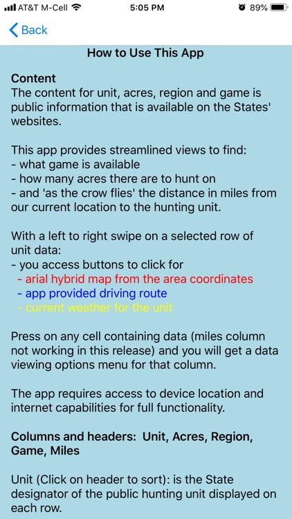 Public Hunting Tennessee screenshot-9