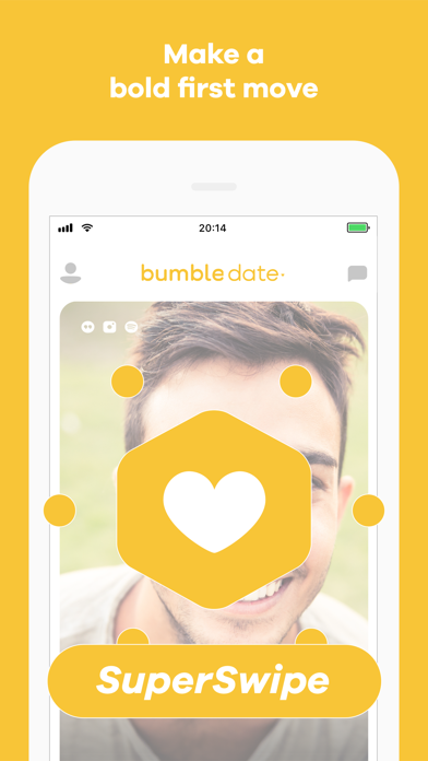 Bumble - Meet New People for PC - Free Download: Windows 7,8