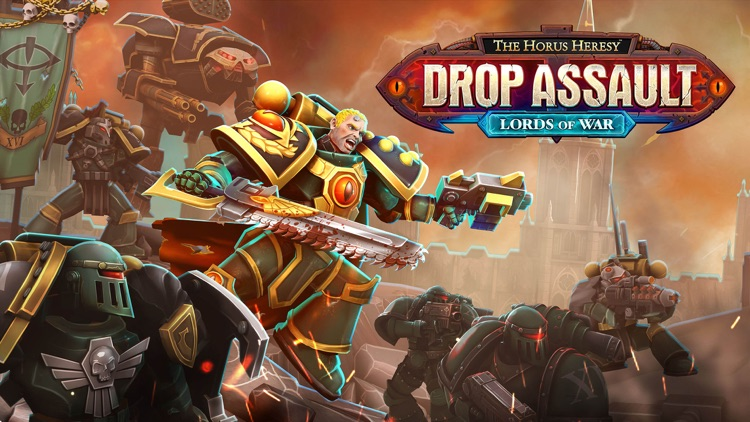 The Horus Heresy: Drop Assault screenshot-4