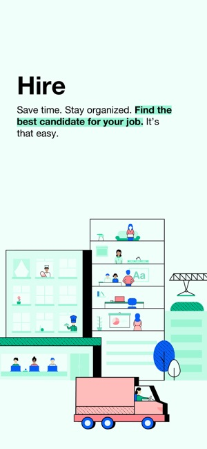 Indeed Employer: Recruit, hire on the App Store