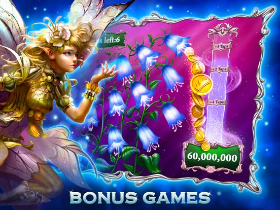 Игра Scatter Slots Волшебные Слоты