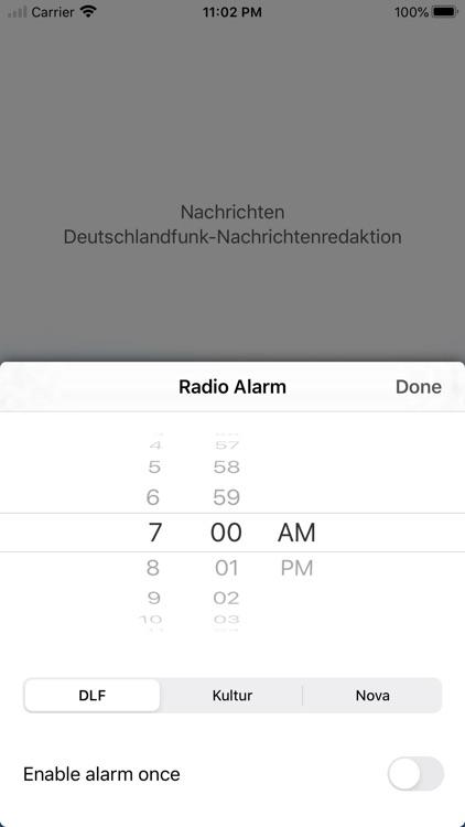 Das Deutschlandradio screenshot-3