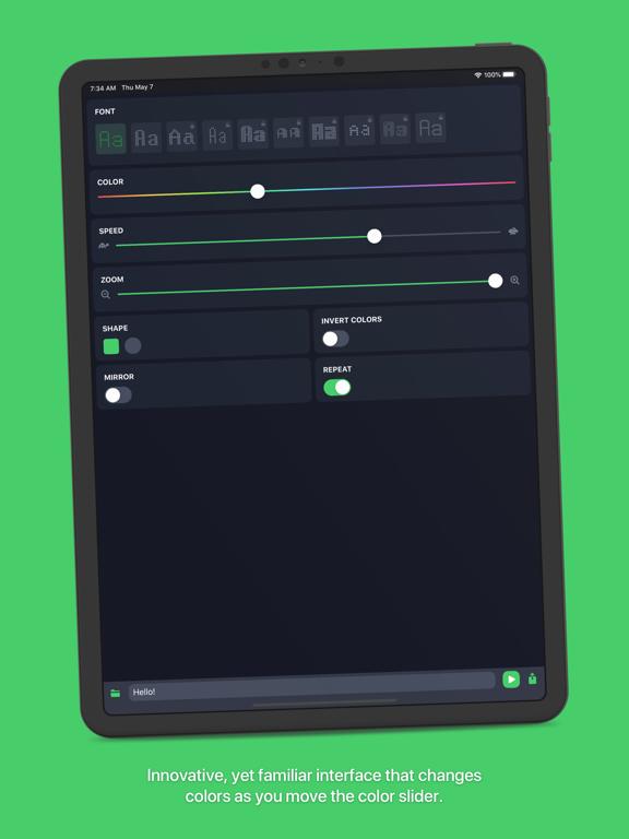 LEDit 4 Screenshots