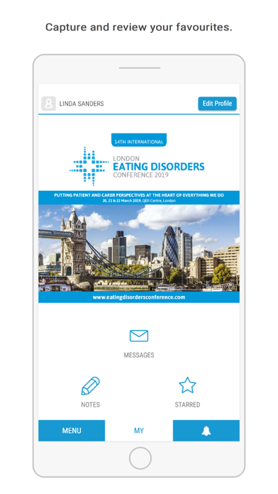 London Eating Disorders 2019 screenshot 3