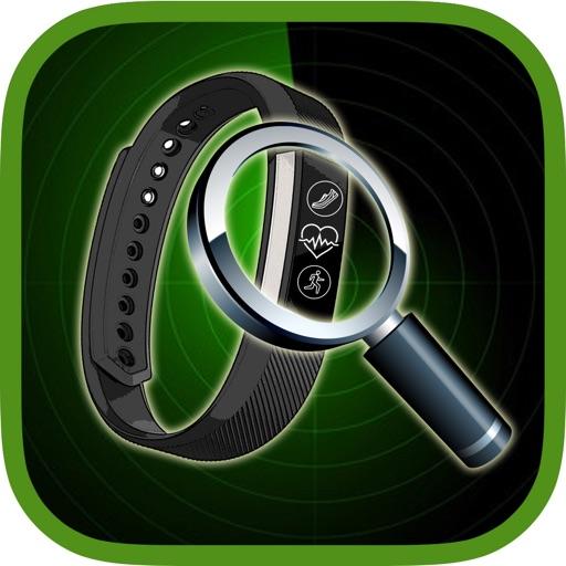 Find My Fitbit - Fast Finder app logo