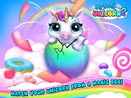 My Baby Unicorn 2 screenshot 13