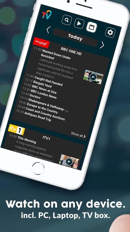 TVMucho - Watch Live TV Abroad