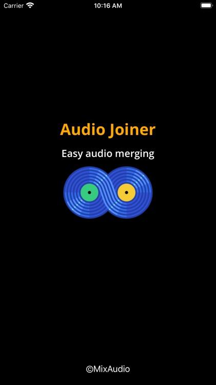 Audio Joiner: Merge & Recorder screenshot-4