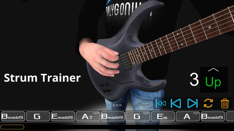Guitar 3D PRO screenshot-3