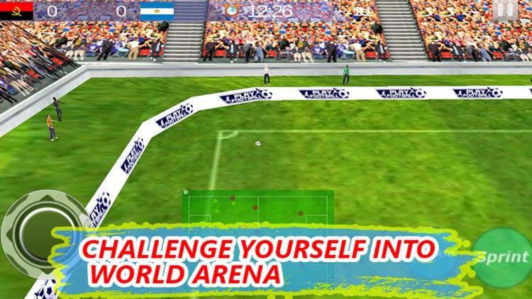 Soccer Mania - Football screenshot-3