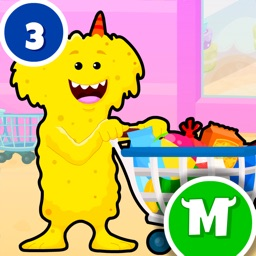 My Monster Town - Supermarket