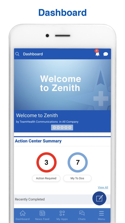 Zenith by TeamHealth