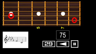 Screenshot for Guitar Sheet Reading PRO in Pakistan App Store