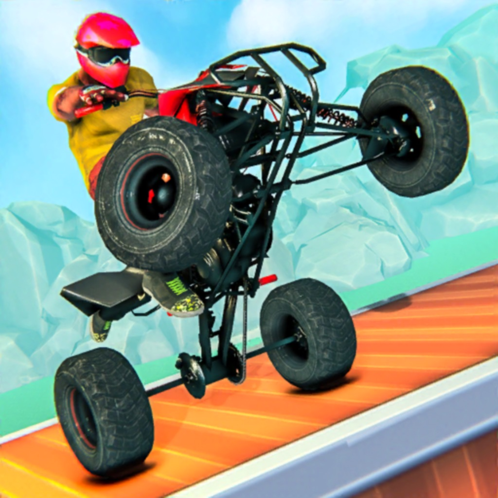 ATV Quad Bike 3D hack