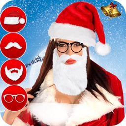 Santa Photo Editor and Frames