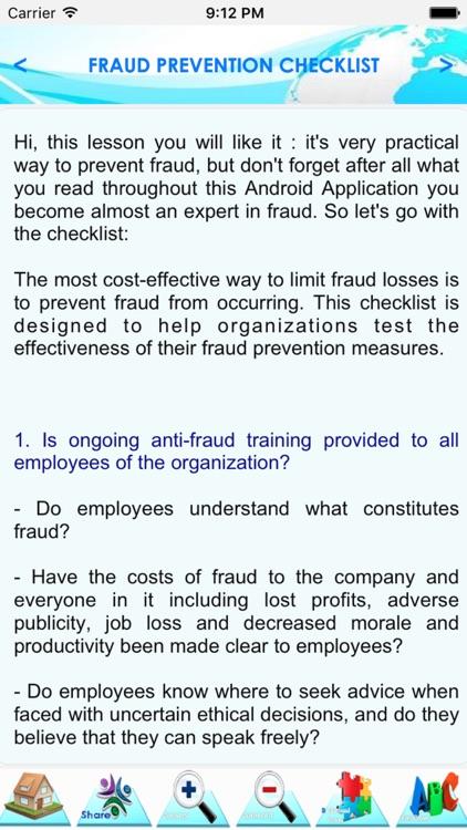 Fraud prevention & detection screenshot-4