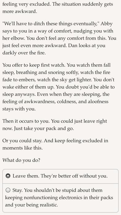 Burn(t)Screenshot of 4