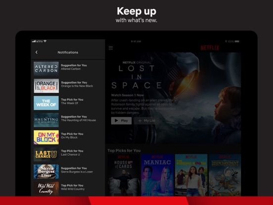 download netflix for ipad 10.3.3