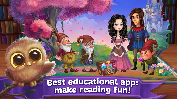Fairy Tales ~ Bedtime Stories screenshot-0
