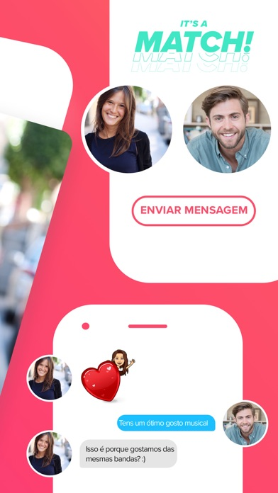 Screenshot for Tinder in Portugal App Store
